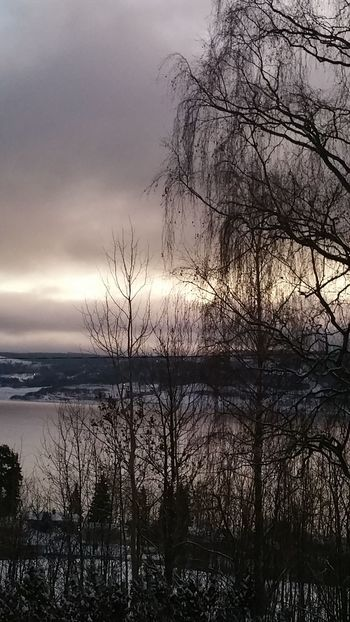View over the lake Mjøsa, Norway 😊 Check This Out Hello World Home Sweet Home Norway February 2016 No Filter Needed Lake View Siluet Photography Norwegian Winter EyeEm Nature Lover Eyem Best Shots Eyem Nature Eyem Best Shot - My World Eyem Best Shots Nature_collection Nature_collection Norwegian Landscape Enjoying Life