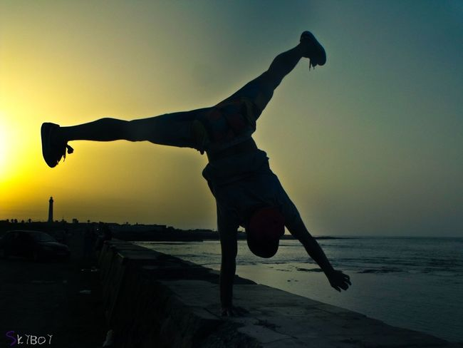 First Eyeem Photo Sports Photography Handstand ♥  Freedom Life The Color Of Sport