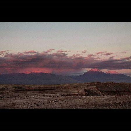 Volcán Licanabur y Cerro Quimal, Atacama Licanabur Quimal Incas Sacrificios Atardecer Sunset Sangre Blood Rito Rituals