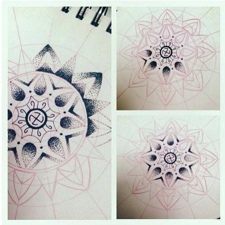 practice pointillism. Artstagram