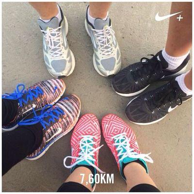 Run for life!! Nike NikeRun