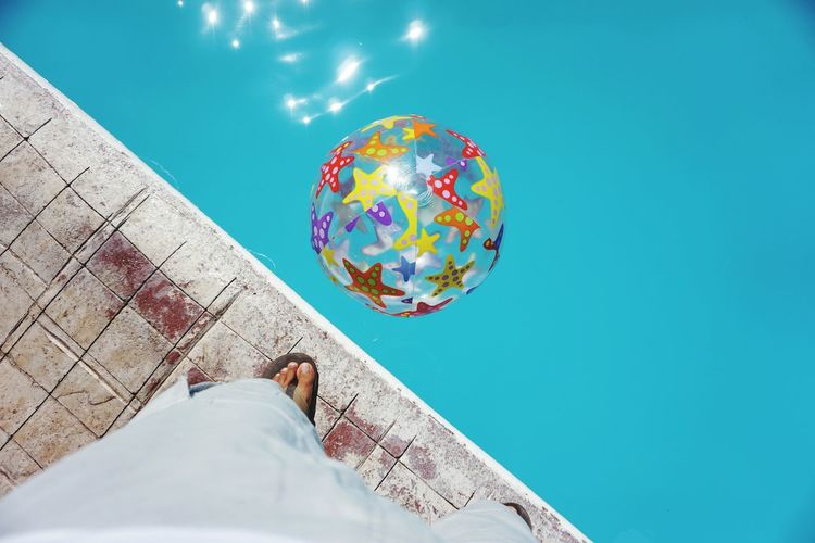 Summer Relaxing Water_collection Ball Summertime Taking Photos Summer Views Sommergefühle Breathing Space