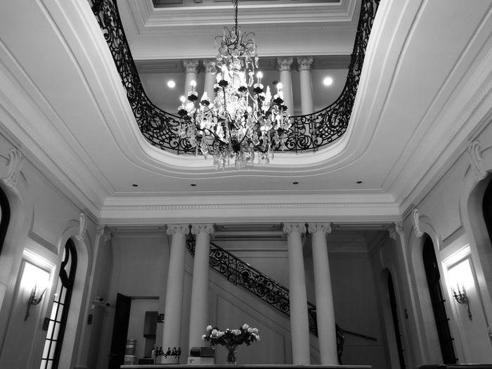 Palacio Edwards Santiago Chile Momocromatic First Eyeem Photo