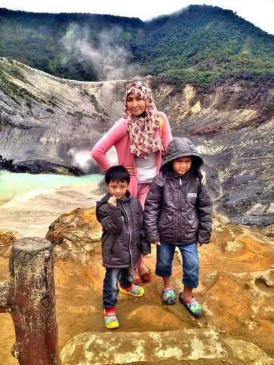 Short Vacation With Kids