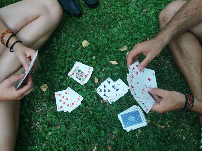 Samsungj5photography📱 Human Hand Gambling Chip Friendship Gambling Togetherness Playing Poker - Card Game Leisure Games Cards High Angle View
