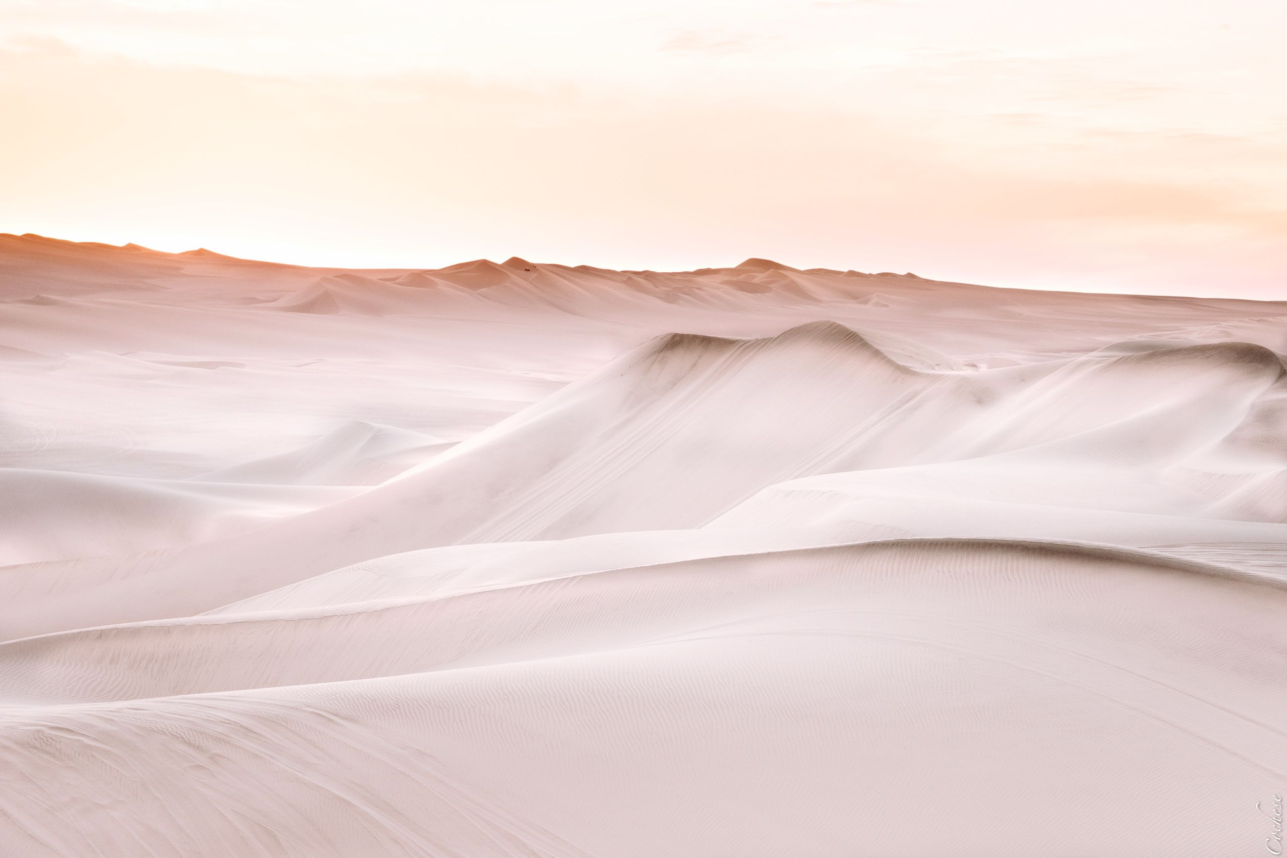 scenics - nature, landscape, beauty in nature, environment, tranquil scene, non-urban scene, tranquility, sand dune, desert, no people, sky, arid climate, climate, remote, land, sand, idyllic, nature, sunset, white color
