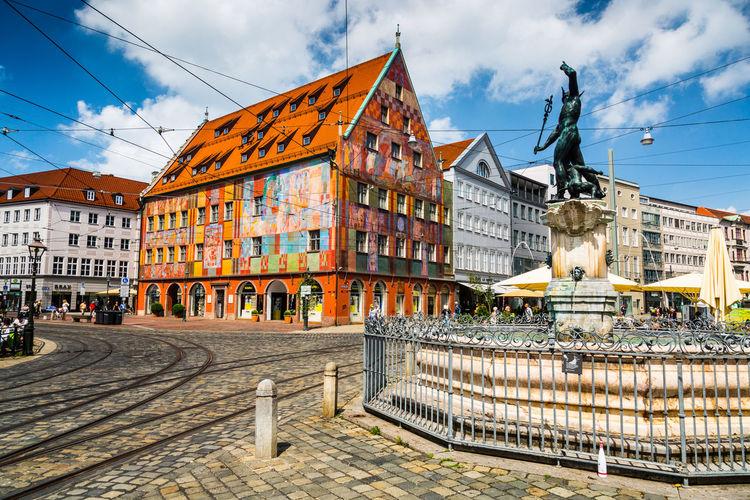 Augsburg, bavaria, germany