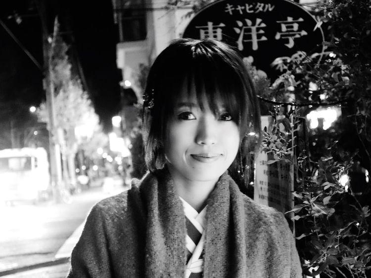 lady Kyoto Hello World Smile mono