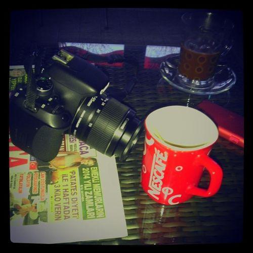 Ceycey Cafe Nescafe Canon Hot Chocolate