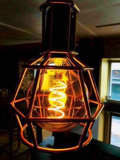 Lights Illuminated No People Lighting Equipment Indoors  Close-up