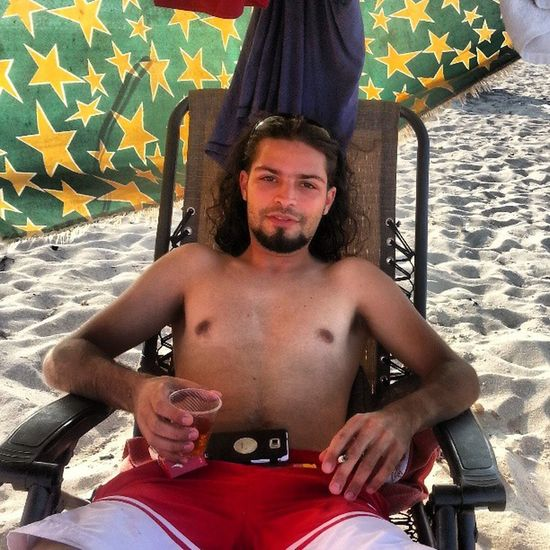 Fridayv at Alnakheel beach