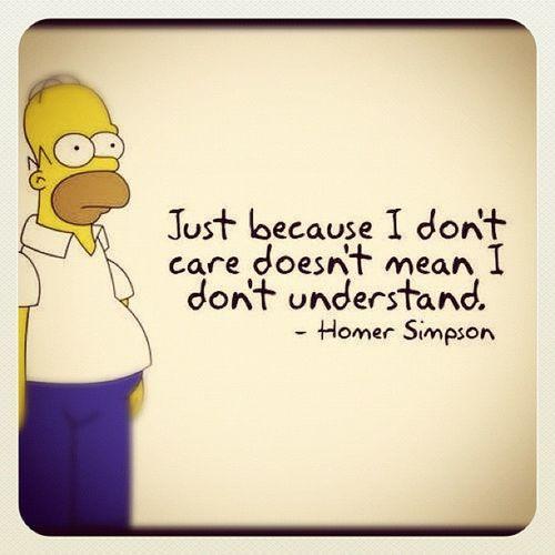 #homer #simpsons #homero #cartoon #quote Simpsons Quote Homer Cartoon Homero