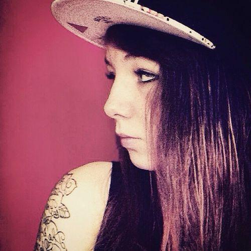 snapback girl tattoo