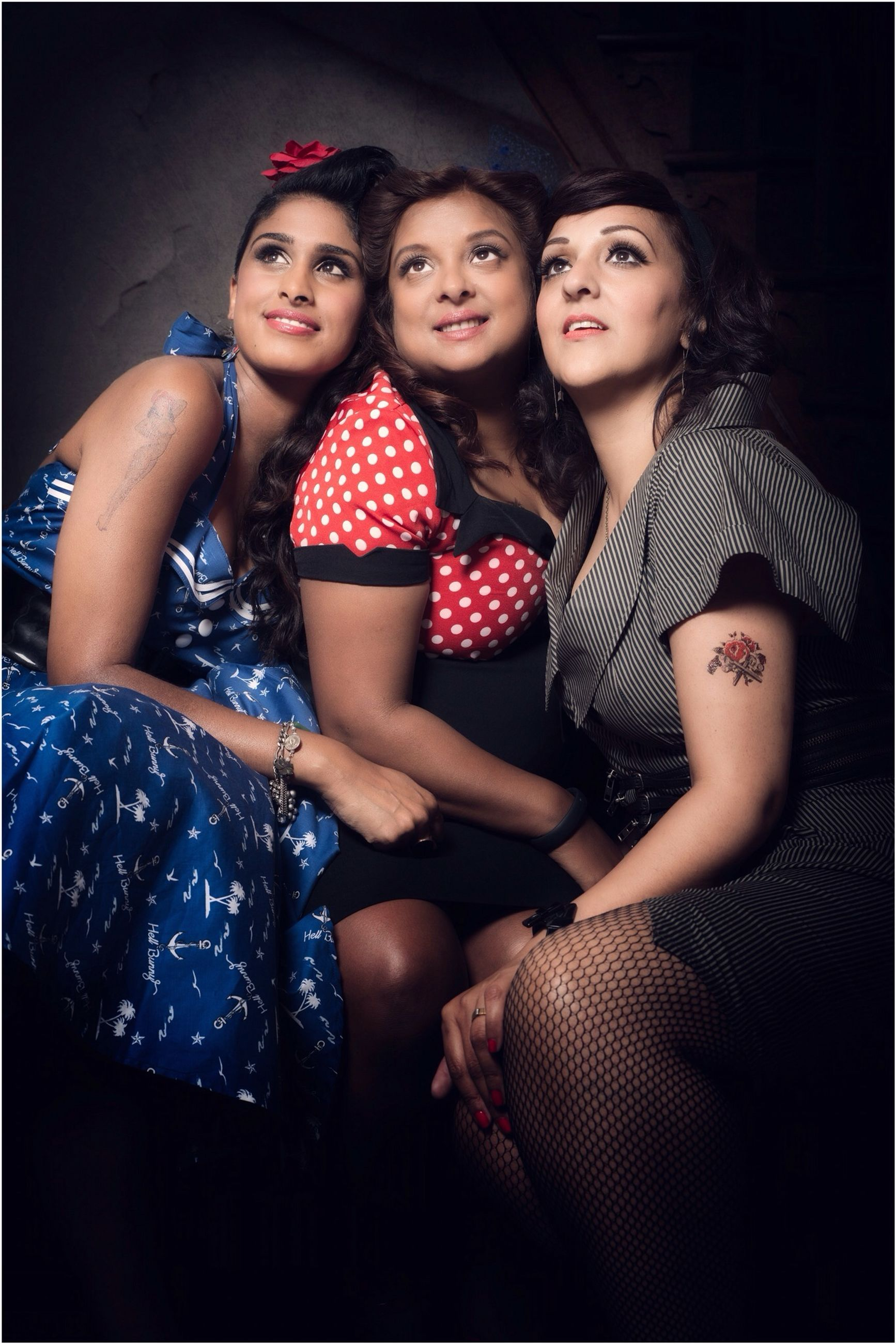 togetherness, lifestyles, person, bonding, young adult, portrait, leisure activity, looking at camera, young women, front view, love, casual clothing, smiling, happiness, indoors, full length, family