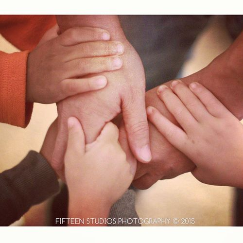 """Teamwork makes the Dream work."" Fatherslove Bradleygenerations"