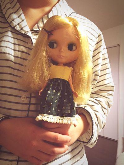 Blythe Blythe Doll My Work Blythe Sawing Dool