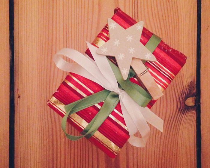Christmas Present Christmas Present Gift Christmas Gift Festive Season