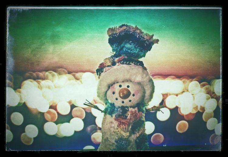 Happy Snowman Art чичурина 12