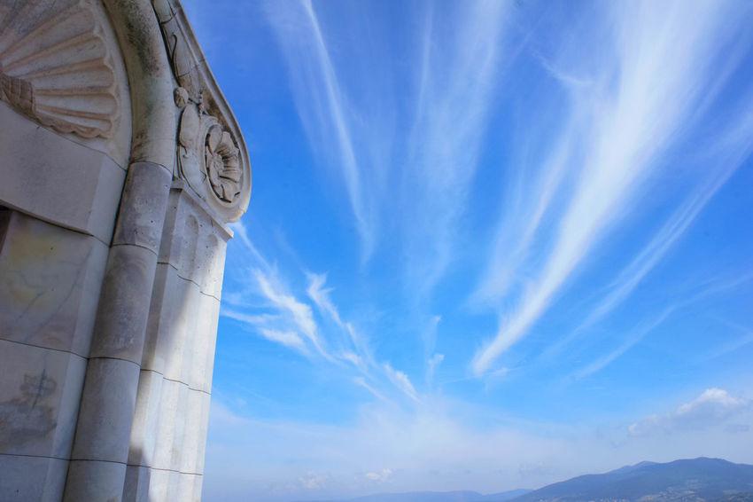 Basilica Di Santa Maria Del Fiore Architectural Column Architecture Beauty In Nature Nature No People Outdoors Sky