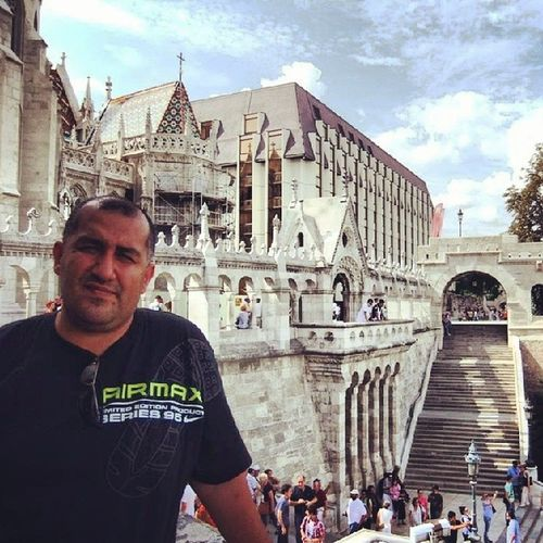 Budapest Hungary Macaristan Eskilerden oldiesbutgoldies igtravel globetrotter Fishermanbastion tourist seyyah