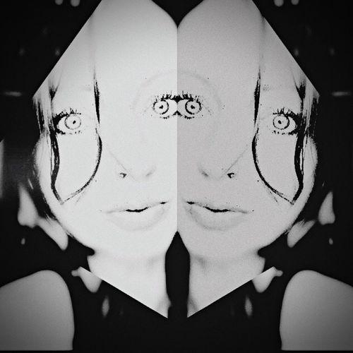 Monochrome Photography Indoors  Close-up Human Eye Creativity Noir Et Blanc Noir Blackandwhite Blackandwhite Photography Blackandwhitechallenge Blackandwhiteselfie Tangentapp Tangent IPhoneography Iphoneonly IPhone Iphonesia IPhone5 IPhoneArtism Iphonephotography Iphone5s Iphoneselfie Lomography Hipstamatic Hipstergirl