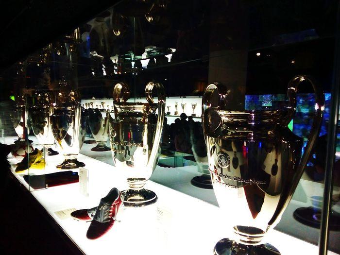 EyeEm Cameraphone Taking Photos Museu Camp Nou Championsleague Hi! Goodmorning Barcelona