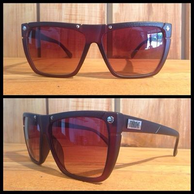 BRAND NEW Sunglasses 2014. THEOREMA BROWN. Order to 08990125182 / 266761B8. IDR 140K. / $25. Get disc for online order. Now!!