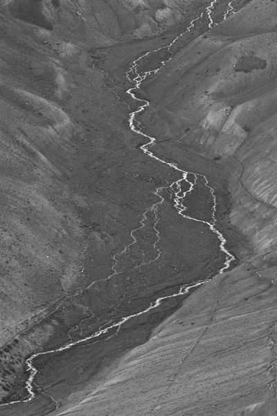 Abstract Black And White Landscape Mountain Range Mountainous Nature No People Outdoors Scenics
