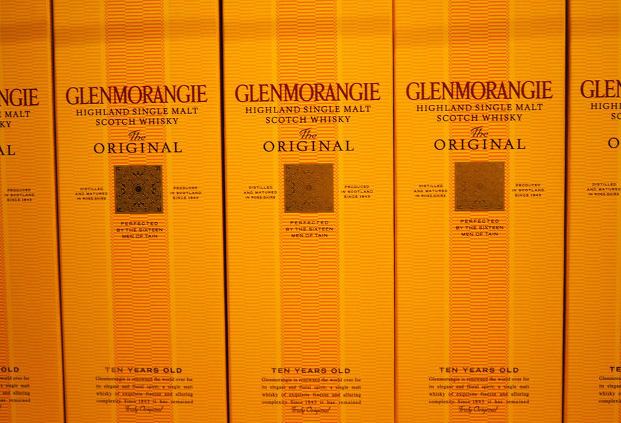 The Glenmorangie distillery who some think produce the finest single malt whisky in Scotland - near Invergordon, Highlands of Scotland Ink Day Yellow Reminder Business Communication Advice Graph Close-up Data Chart Glenmorangie No People Backgrounds Invergordon Single Malt Whisky Orange Glow Global Communications Corporate Business Glenmorangie Distillery Stock Market And Exchange Scottish Highlands, Scotland, Highlands, Oban, Isles, Colour, Sea, Rocky, Rugged, Slate, Crashing Waves, Surf, Sky, Cloud, Remote, Great Britain, Natural Beauty, Landscape, Seascape, Waves Whisky Bottles