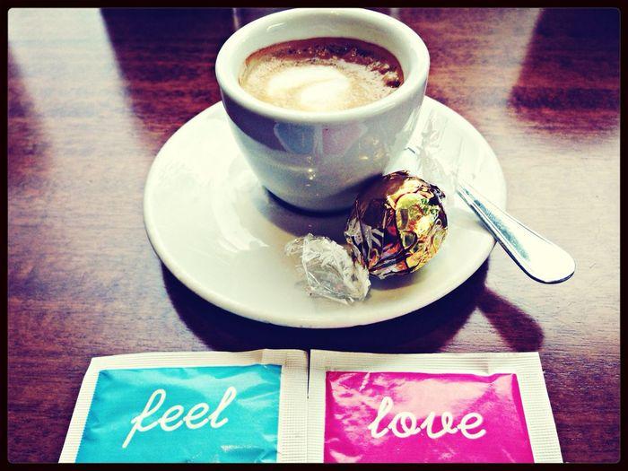 Feel Love Coffee Sundays