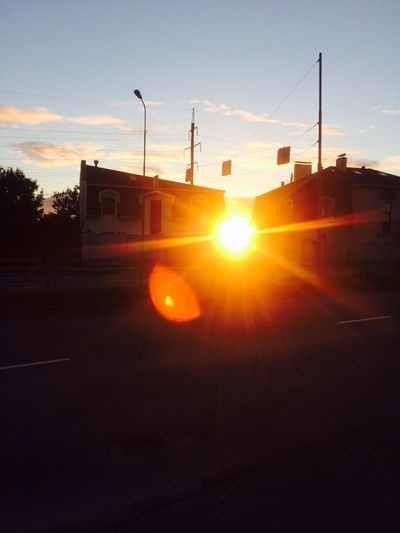 Autumnstart Sunpower