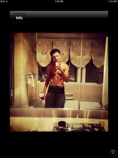 Who Loves Diggy Simmons Abs