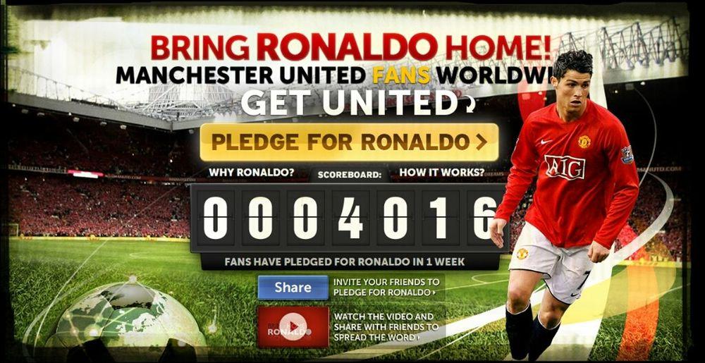 Bring Ronaldo Home
