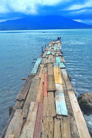 Holiday Lake View Lake Ranaulake Lampung INDONESIA