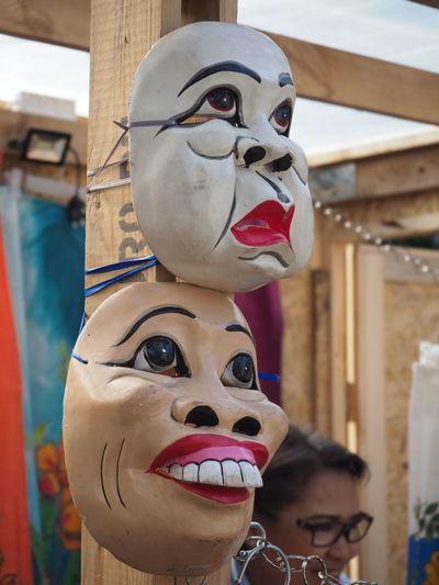 Festival Indonesia, ritual masks Day