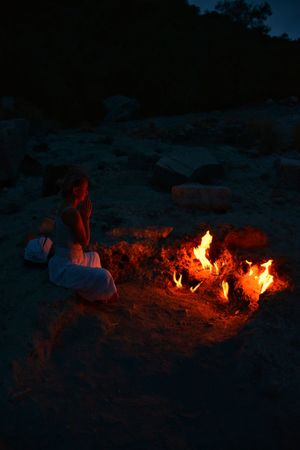 olympos Chimera fire women around the world Women Who Inspire You Olympos Chimera Fire Women Of EyeEm Fireball Meditation Night Heat - Temperature Adult One Person Lava Only Women People One Woman Only Love Yourself HUAWEI Photo Award: After Dark