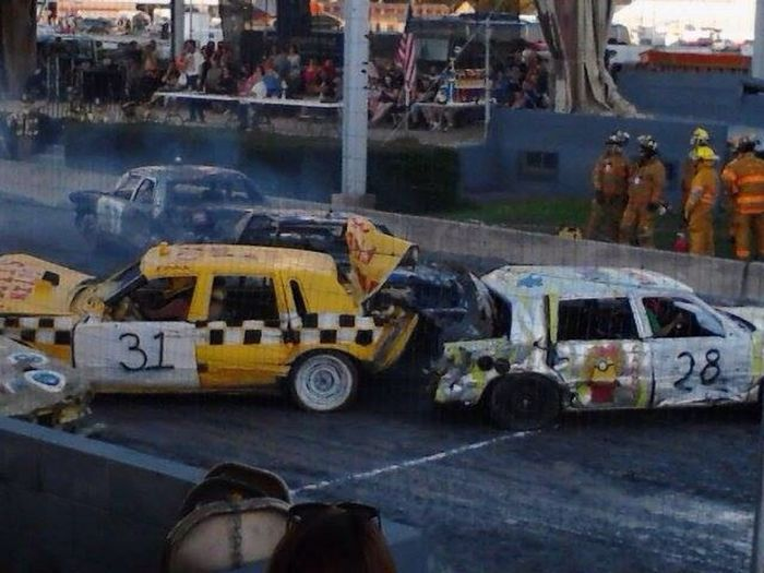 Championship Demo Derby Demolitionderby Demolition Derby Making Memories! :)