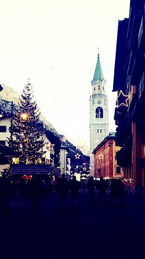 Sweet Memory Cortina D'Ampezzo Christmas Spirit Holidays Happiness ♡ Love Lovelovelove Travelling Travel Italy Memories Ricordi