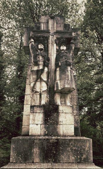 Cross Cemetery War Memorial Memorial