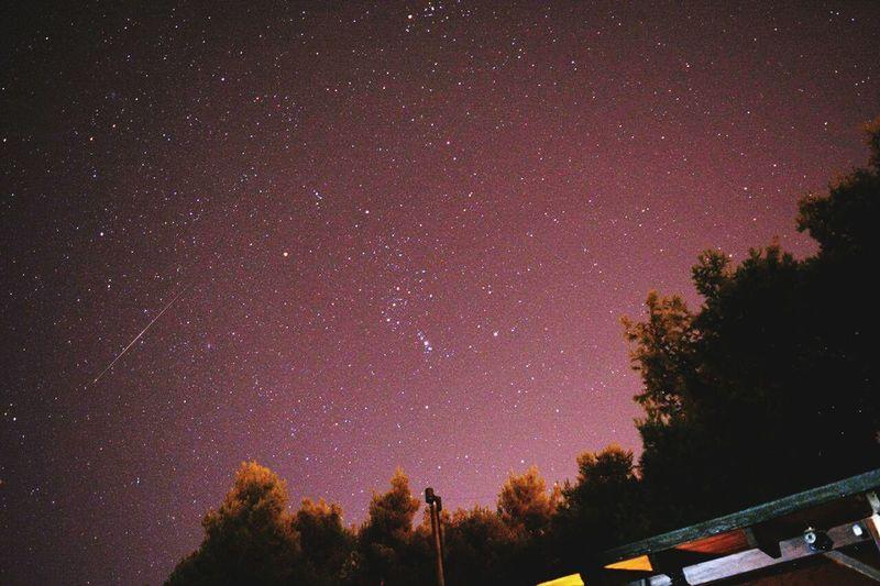 Showcase: November Fallenstar Stars Starscape StarShine Long Exposure Nightphotography Nightshot