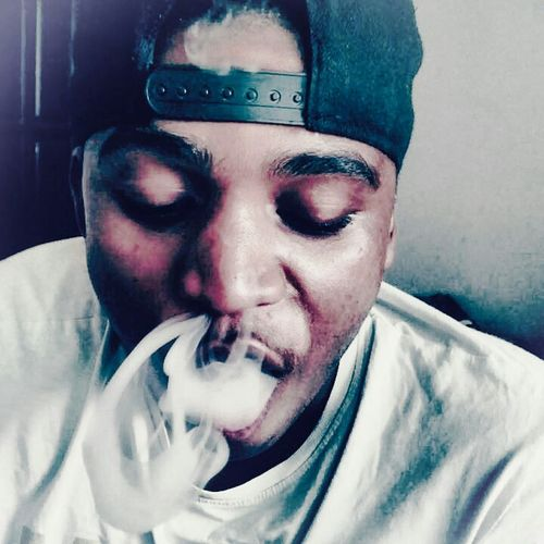 Selfy Time!★☆ Nigga The Baddest Nigga  Captured Moment Enjoying The View Magic Sm*ke We*d