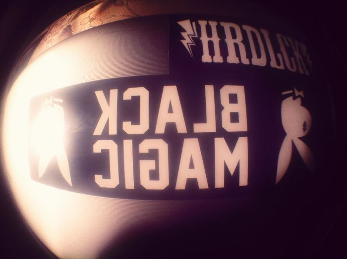 Black Magic/HRDLCK