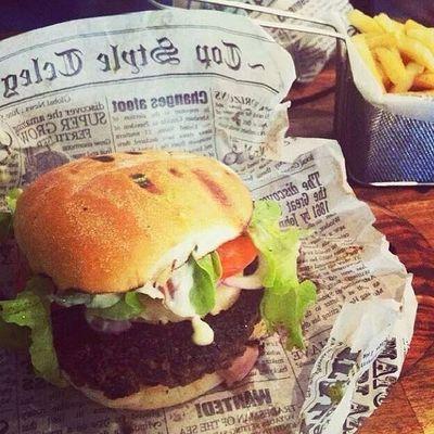 Burger ?