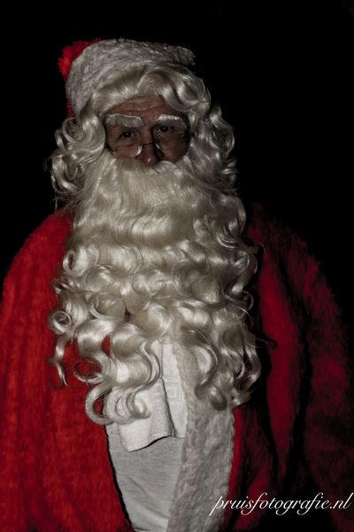 Kerst Kerstman Kerstmis Portret