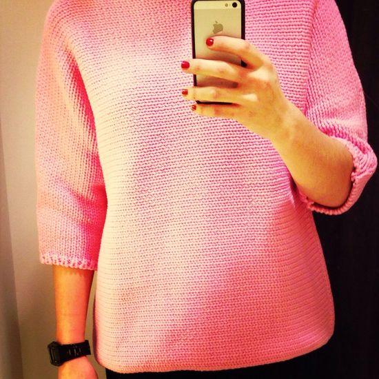 Pink Zara Trafaluc