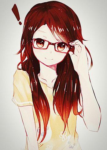 Anime Glass Smile 😎