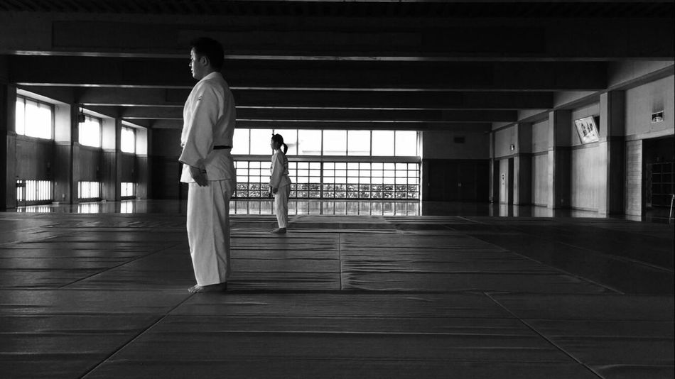 和の美 Monochrome Blackandwhite Judo Japanese Beauty Japan Photography Japan JapaneseStyle 柔道 凛 清廉
