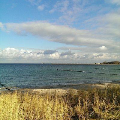 Winterstrand Glowe Insel Rügen Taking Photos Enjoying Life Relaxing Traveling Hello World