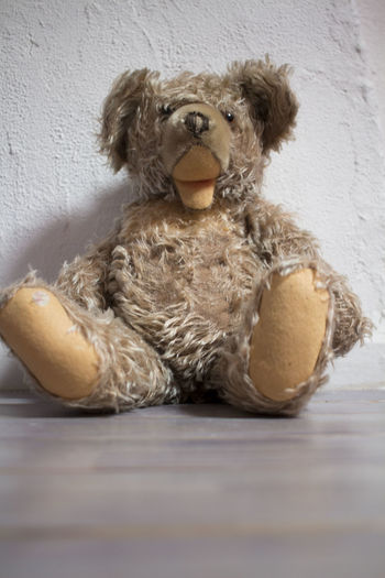 55 Year Old Teddy Bear Ancienne Peluche Ancient Ancient Toy Peluche Teddy Bear Teddy Bears Today's Hot Look Toys Vintage Vintage Teddy Bear Vintage Toy Vintage Toys