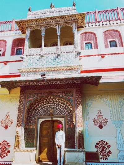Dwaarpaal Palace Guard Ornate Door Rajput Royalty Marvelous Architecture Jharokha Window Indian Heritage City Palace Jaipur, Rajasthan India Connected By Travel EyeEmNewHere An Eye For Travel The Architect - 2018 EyeEm Awards The Traveler - 2018 EyeEm Awards The Great Outdoors - 2018 EyeEm Awards The Still Life Photographer - 2018 EyeEm Awards